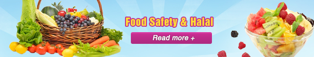 Food Safety & Halal